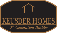 Keusder Homes Logo